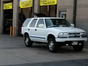Selling my 2003 Chevy blazer for Sale in Denver, CO