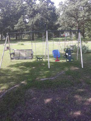 Swing set for Sale in Grove, OK