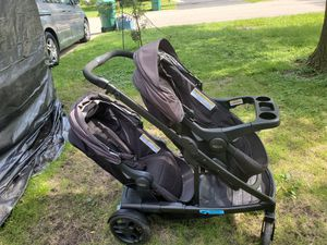 Double stroller for Sale in Round Lake, IL