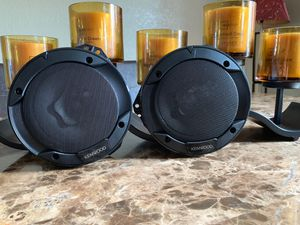 Car audio speakers for Sale in San Diego, CA