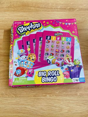 Bingo Game Shopkins for Sale in Miami, FL