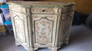 Antique Foyer Cabinet for Sale in Toms River, NJ