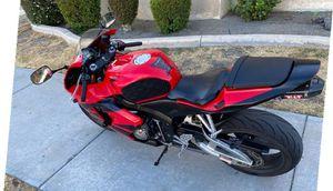 2OO7 Honda CBR 600CC,RED...Fast for Sale in Baton Rouge, LA