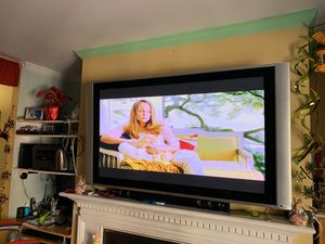 55 inch hitachi plasma TV for Sale in Arlington, VA