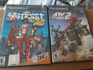 2 Playstation games for Sale in Williamsport, PA
