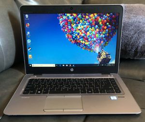 "14"" HP Elitebook 840 G4 Notebook 2018 (Perfect condition) for Sale in Sacramento, CA"