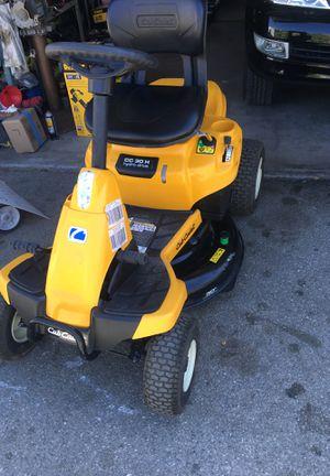 Cub cadet lawn mower for Sale in Lake Elsinore, CA