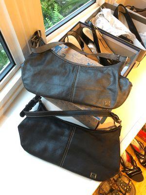 Like new SAK leather purses for Sale in Palos Verdes Estates, CA