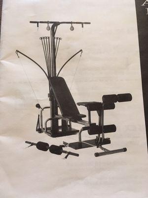 Bow flex Power Pro exercise equipment for Sale in Bristol, VA