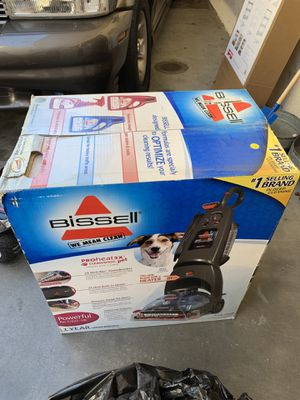 Bissell proheat x2 New for Sale in Los Angeles, CA