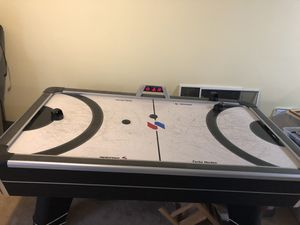 Air hockey table for Sale in Purcellville, VA