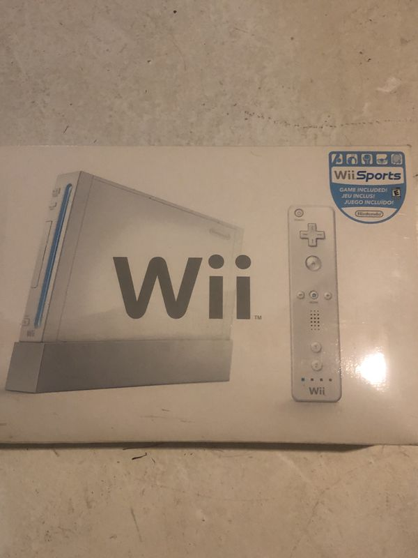Nintendo Wii System & Wii Fit