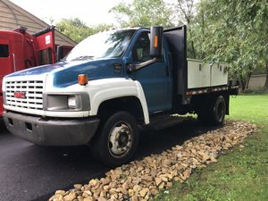 Chevy 4500 Diesel Flatbed for Sale in Blue Bell, PA