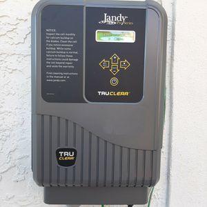 Jandy Pro Series Tru Clear Salt System for Sale in Winter Haven, FL