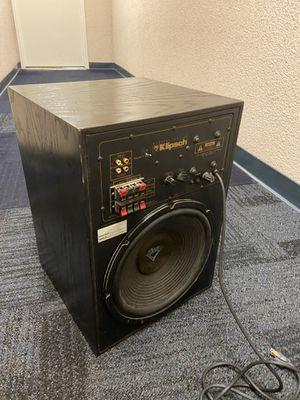 Klipsch speaker (1 item) for Sale in Culver City, CA
