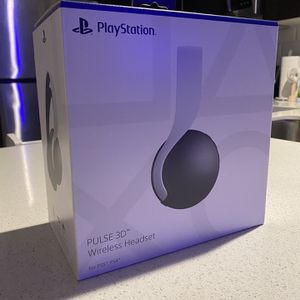 BRAND NEW & SEALED* Sony Pulse 3D Headsets for Playstation 5 (PS5) IN HAND & Available NOW! for Sale in Anaheim, CA