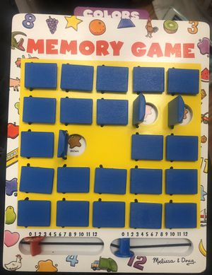Melissa & Doug Memory game for Sale in Miami, FL