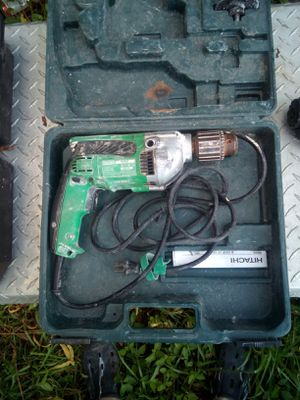 Hitachi drill for Sale in Gulfport, MS