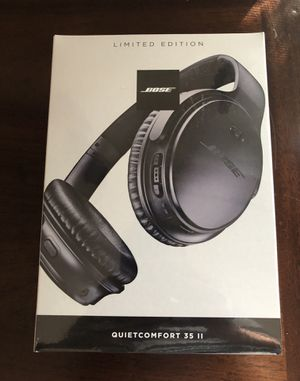 Limited Edition Headphones - Bose Quietcomfort 35 II for Sale in Rockville, MD