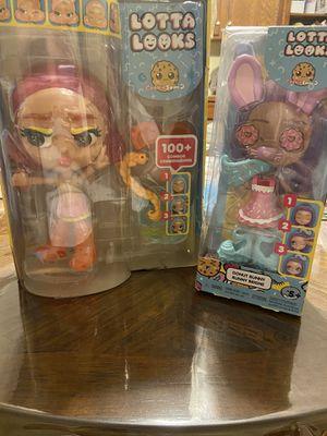 Lotta looks doll & accessories for Sale in Lawrenceville, GA
