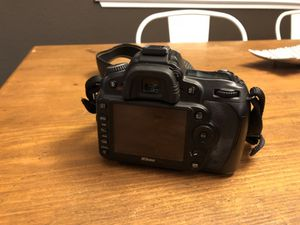 Nikon D90 with Nikkor 18-105 Lens, Bag, Charger, Memory Card for Sale in San Francisco, CA