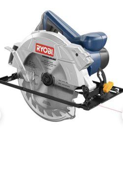 RYOBI 13 AMP 7 1/4 Inch Circular Saw for Sale in Orlando,  FL