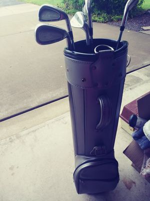 Used golf clubs..bag for Sale in Washington, IL