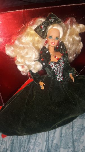 A Mattel 1991 Holiday Barbie for Sale in Frostproof, FL