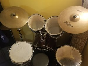 Ludwing complete drum set for Sale in Philadelphia, PA
