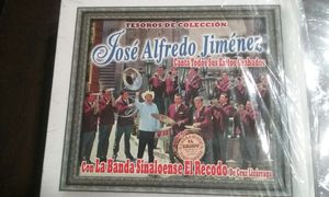 Jose Alfredo Jimenez Banda El Recodo for Sale in Moreno Valley, CA