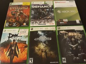 XBOX 360 GAMES - $5 EACH. for Sale in Queens, NY