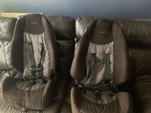 Two Booster seats in good condition for Sale in FL, US