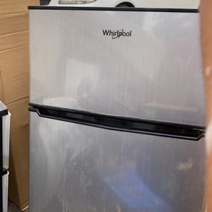 whirlpool mini fridge and freezer for Sale in Bakersfield, CA