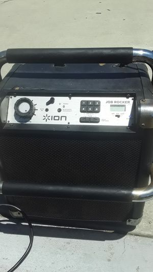 ion bluetooth speaker for Sale in San Diego, CA