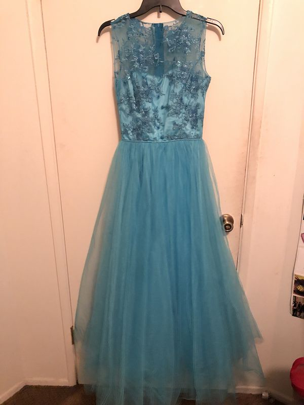 4d4fbc02961 Baby blue prom dress! for Sale in Anaheim