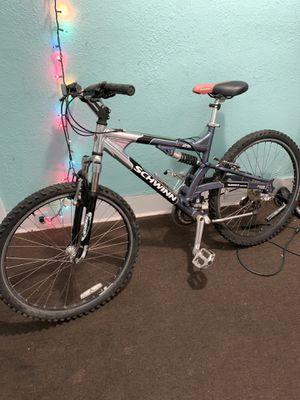 """Schwinn Mountain Bike w shocks 26"""" for Sale in Los Angeles, CA"""
