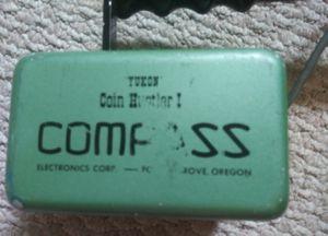 Vintage excellent working coin Hustler metal detector for Sale in Madison, WI