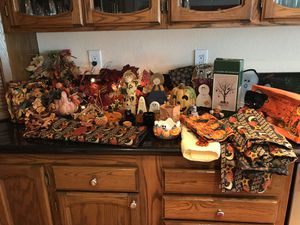Fall & Halloween decorations for Sale in Snohomish, WA