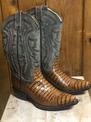 Cowboy Boots for Sale in GILLEM ENCLAVE, GA