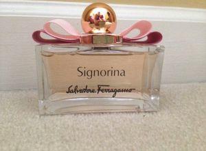 Salvatore Ferragamo Signorina Ladies Women's Perfume for Sale in Herndon, VA