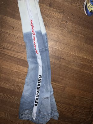 African King American Gangster Jeans for Sale in Hampton, GA