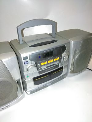 Phillips CD DVD Radio CD player Stereo System for Sale in Richmond, VA