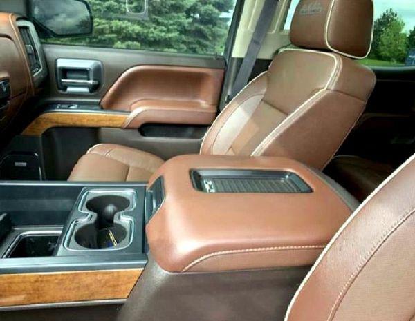 Air Conditioning2018 Chevrolet Silverado 1500