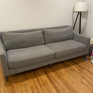 Grey Living Spaces Couch for Sale in Culver City, CA