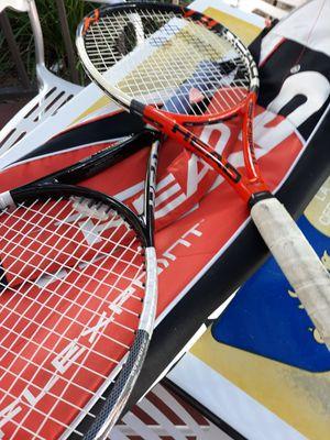 Head tennis rackets. for Sale in Austin, TX