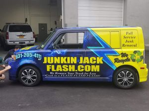 Junkin Jack Flash inc. for Sale in Lindenhurst, NY