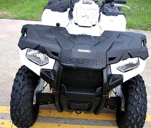 Atv runs great 2014 Polaris Sportsman 4WD/Wheelsss Nice for Sale in Marietta, GA