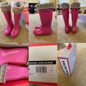Hunter rain boots for Sale in Anaheim, CA
