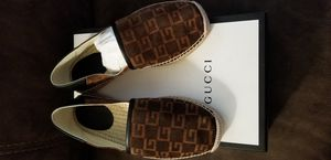 BRAND NEW MENS GUCCI SHOES for Sale in San Diego, CA