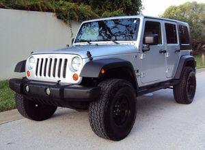 2007 Jeep Wrangler Sport 4x4 Loaded ** for Sale in Irvine, CA